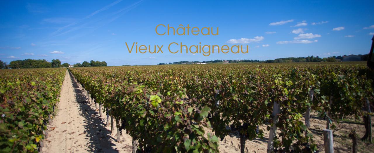 Vignoble du Château vieux Chaigneau